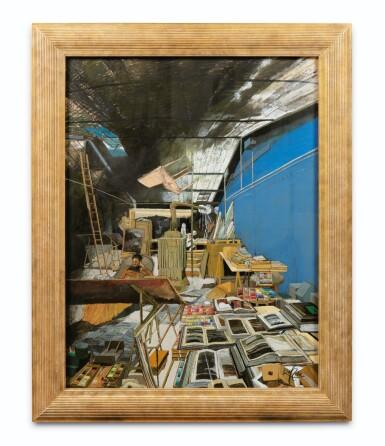 View 3. Thumbnail of Lot 13. Atelier de la rue de Crussol               .