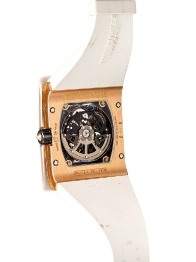 """View 3. Thumbnail of Lot 2180. RICHARD MILLE 