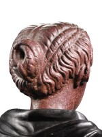 ITALIAN, ROME, 18TH CENTURY | AFTER THE ANTIQUE | BUST OF FAUSTINA THE YOUNGER (CIRCA 130 - 175/176 C.E.)