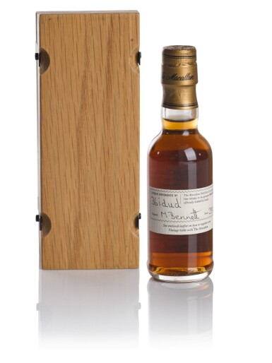 View 2. Thumbnail of Lot 79. THE MACALLAN FINE & RARE 30 YEAR OLD 55.9 ABV 1971 .