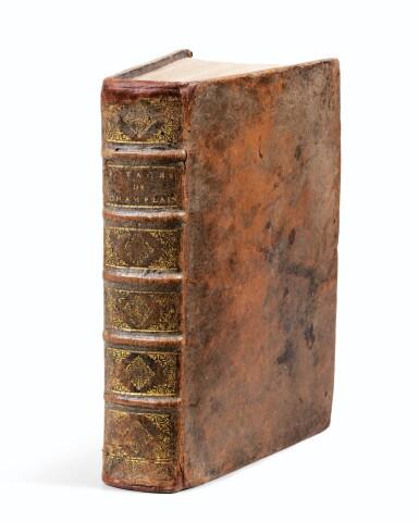 View 2. Thumbnail of Lot 103. CHAMPLAIN. Les Voyages de la Nouvelle France occidentale... P., Le Mur, 1632. In-4 basane brune de l'ép. 3e édition .