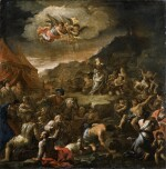 PAOLO DE MATTEIS   THE FALL OF MANNA FROM HEAVEN