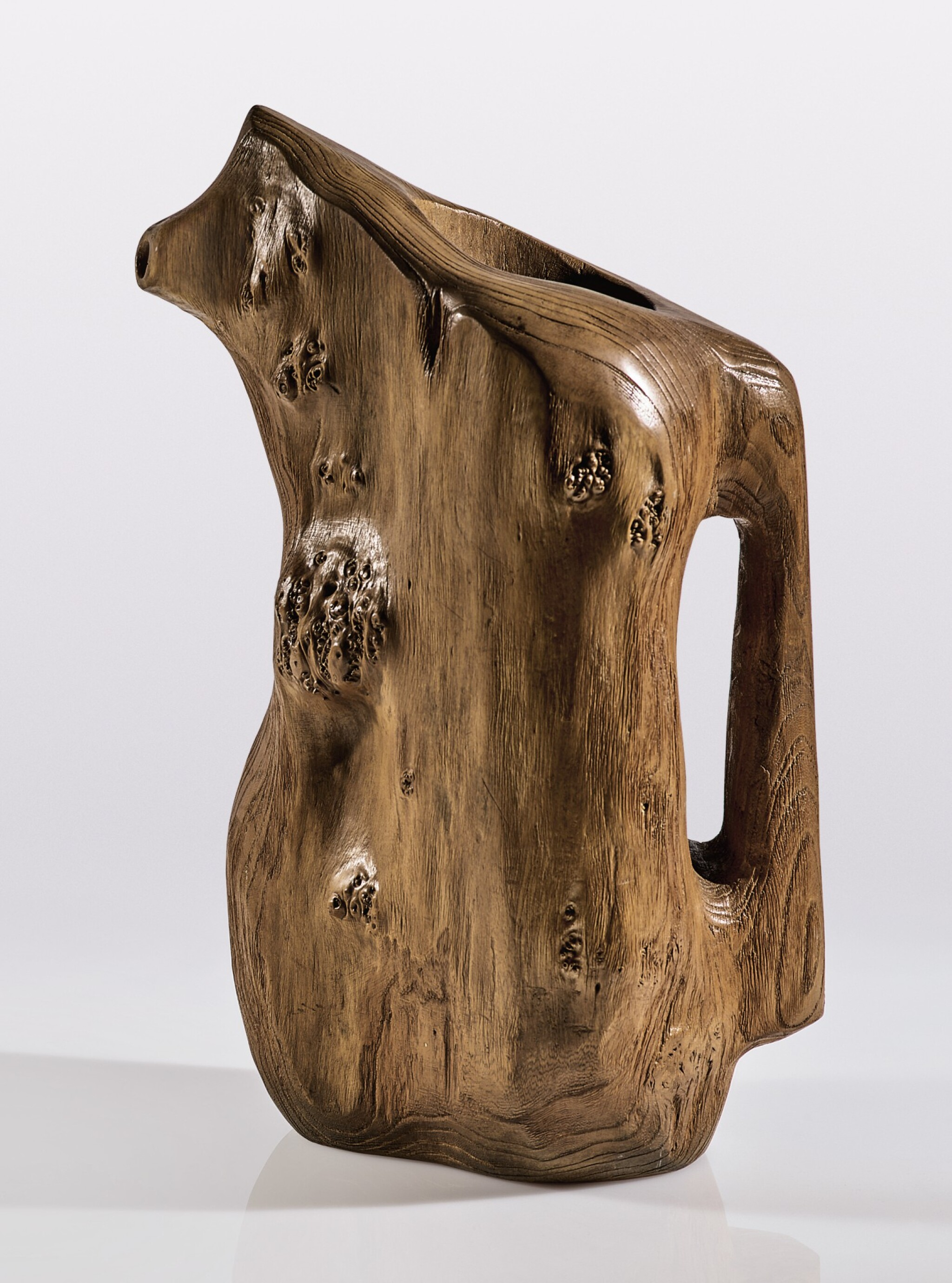 View full screen - View 1 of Lot 277. ALEXANDRE NOLL | MONUMENTAL PITCHER.