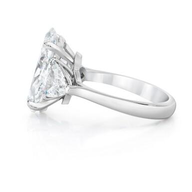 View 2. Thumbnail of Lot 15. Diamond Ring.