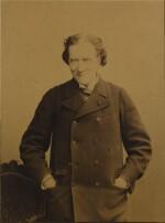 ETIENNE CARJAT | PORTRAIT DE VICTORIEN SARDOU (1831 - 1908)