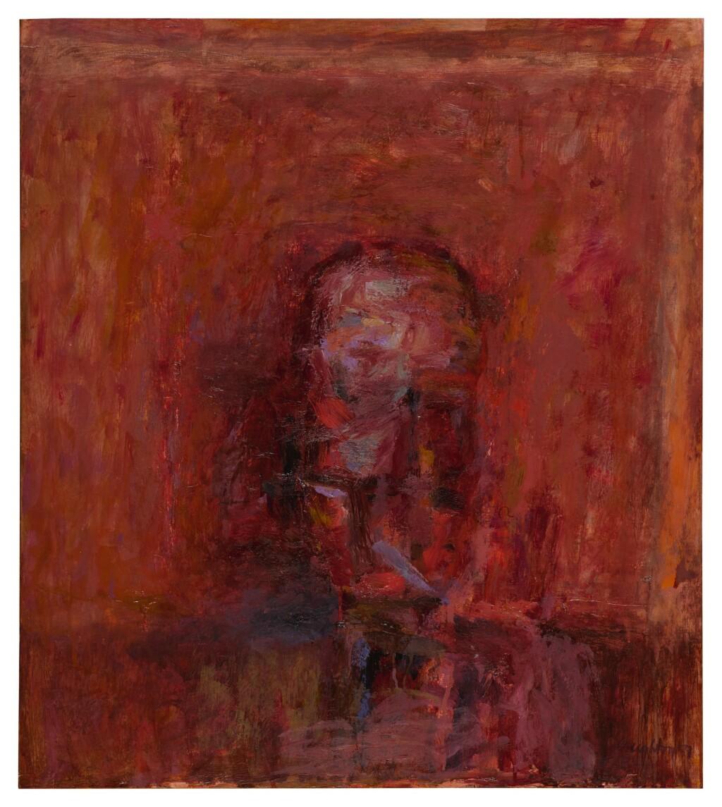 JOHN GRAHAM COUGHTRY | PORTRAIT #6