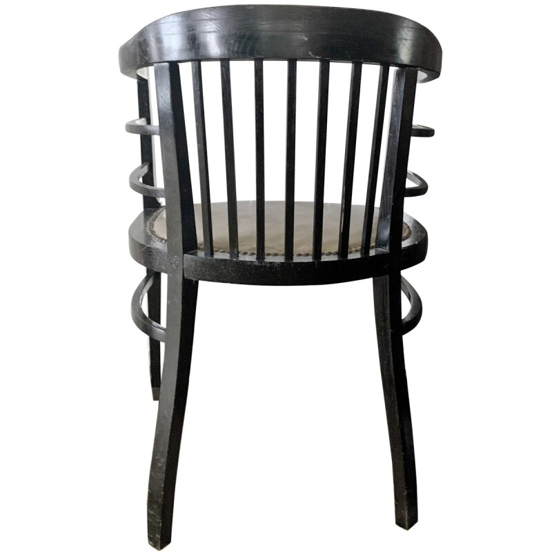 Barrel Armchairs