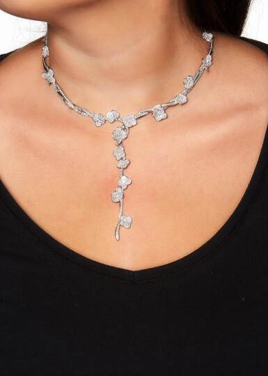 DIAMOND NECKLACE, ROSIOR