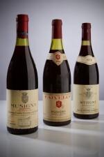 Musigny, Cuvée Vieilles Vignes 1976 Comte Georges de Vogüé (3 BT)