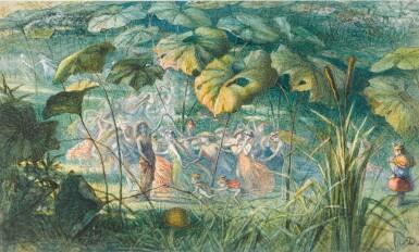 View 1. Thumbnail of Lot 22. In Fairy Land - An Elfin Dance.