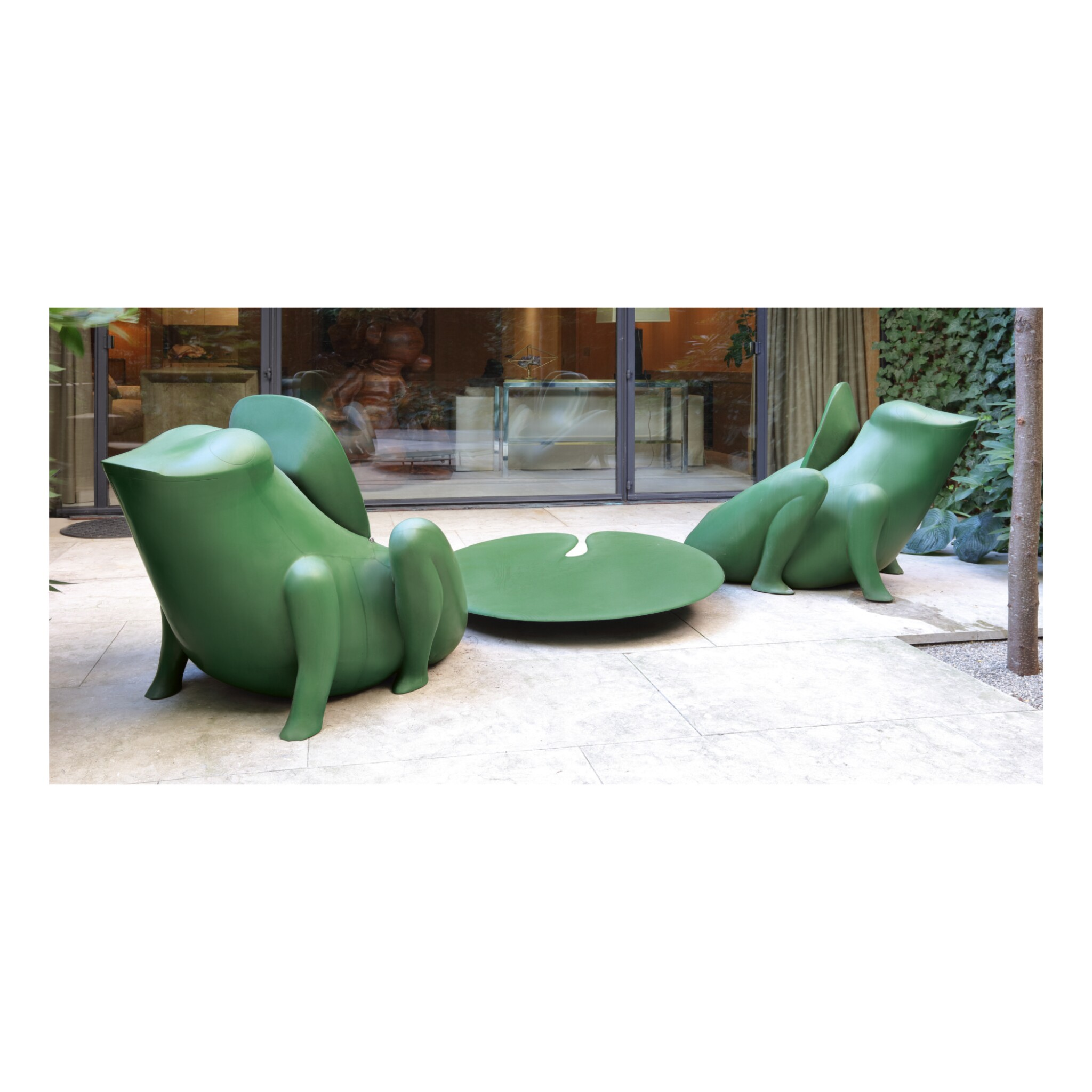 """View full screen - View 1 of Lot 188. FRANÇOIS-XAVIER LALANNE 