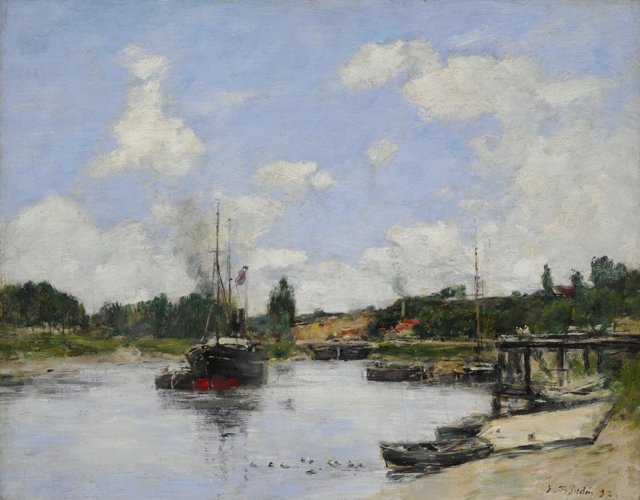 Saint-Valéry-sur-Somme, Le Port