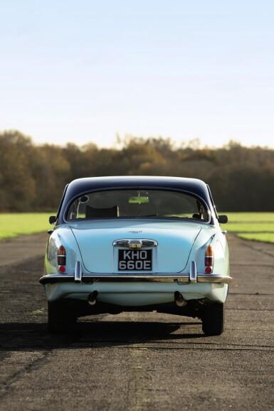 View 19. Thumbnail of Lot 385. A 1967 Jaguar 420.