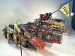CarCroach-A Motor City Survivor, Built for Black Rock by Ryan C. Doyle