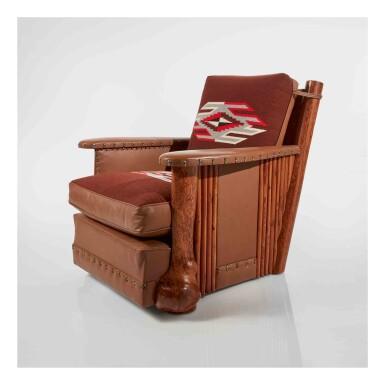 View 1. Thumbnail of Lot 302. Club Chair.