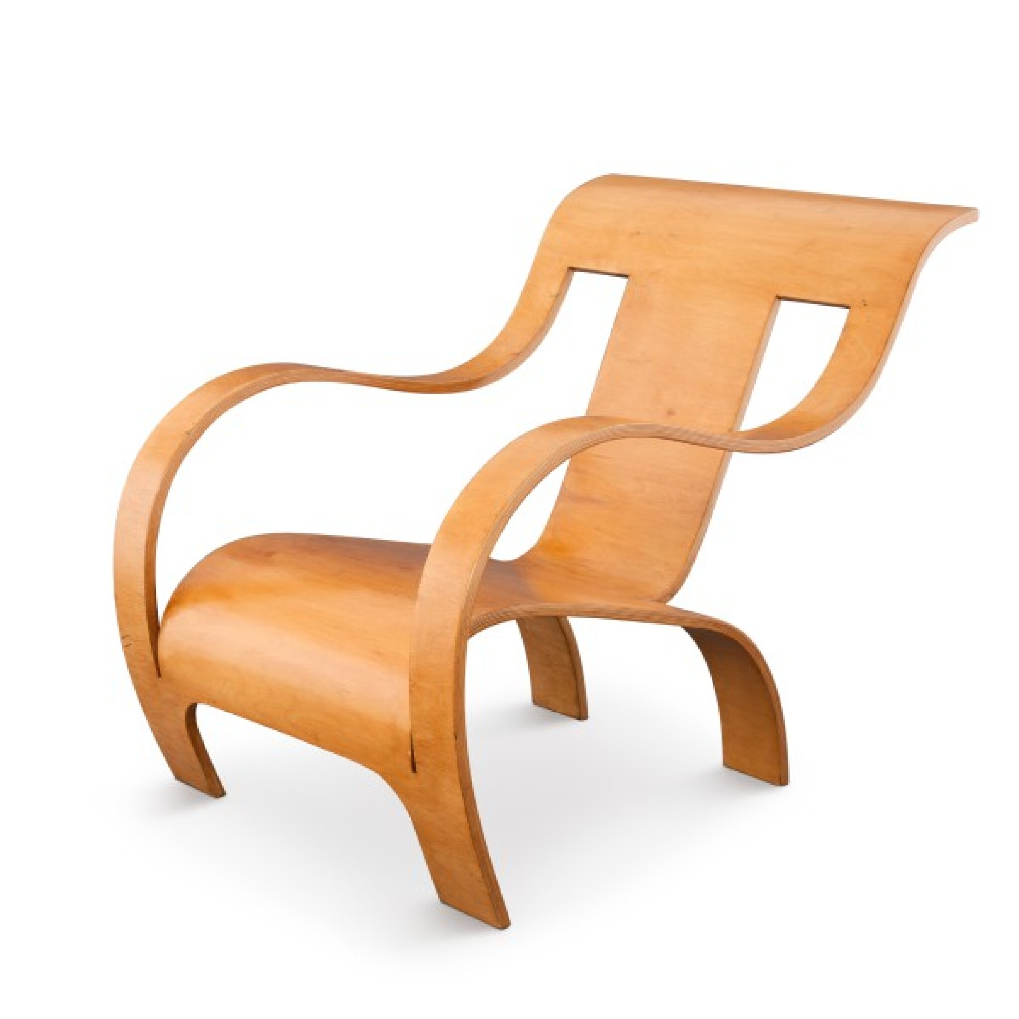 View full screen - View 1 of Lot 91. Gerald Summers, 1899-1967   Armchair.