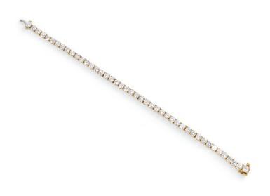 DIAMOND BRACELET, VAN CLEEF & ARPELS