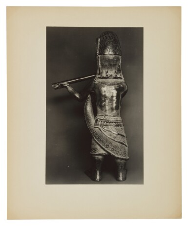 View 7. Thumbnail of Lot 82. Selected Images (African Sculptures).