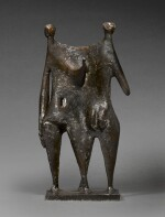 KENNETH ARMITAGE, R.A. | LINKED FIGURES (LARGE VERSION)