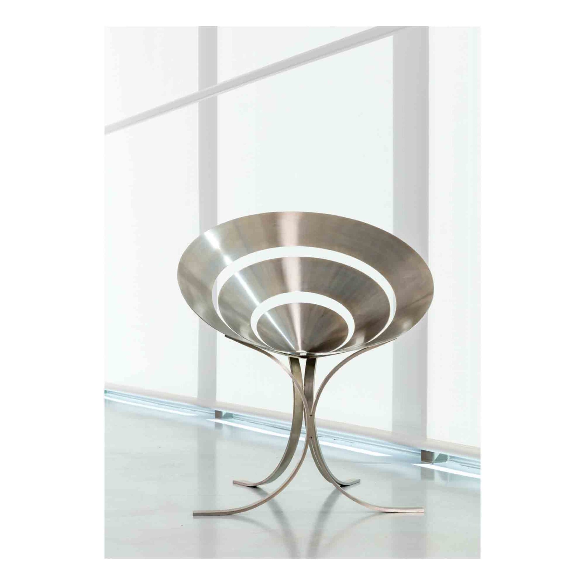 View 1 of Lot 389. Ring Chair.