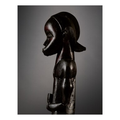 View 3. Thumbnail of Lot 173. FANG-BETSI MALE ANCESTOR STATUE FROM A RELIQUARY ENSEMBLE, GABON.