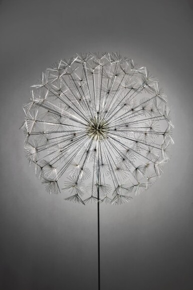 View 3. Thumbnail of Lot 132. Untitled (Dandelion).