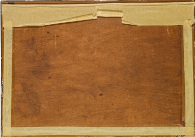 View 7. Thumbnail of Lot 35. TOMMASO CHIUSO |  A SET OF THREE TROMPE L'OEIL COMPOSITIONS.