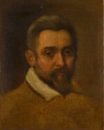 ATTRIBUTED TO JACOPO NEGRETTI, CALLED PALMA IL GIOVANE | PORTRAIT OF A MAN, BUST-LENGTH