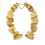 Line Vautrin, Necklace [Collier], 'Adam et Eve', circa 1945