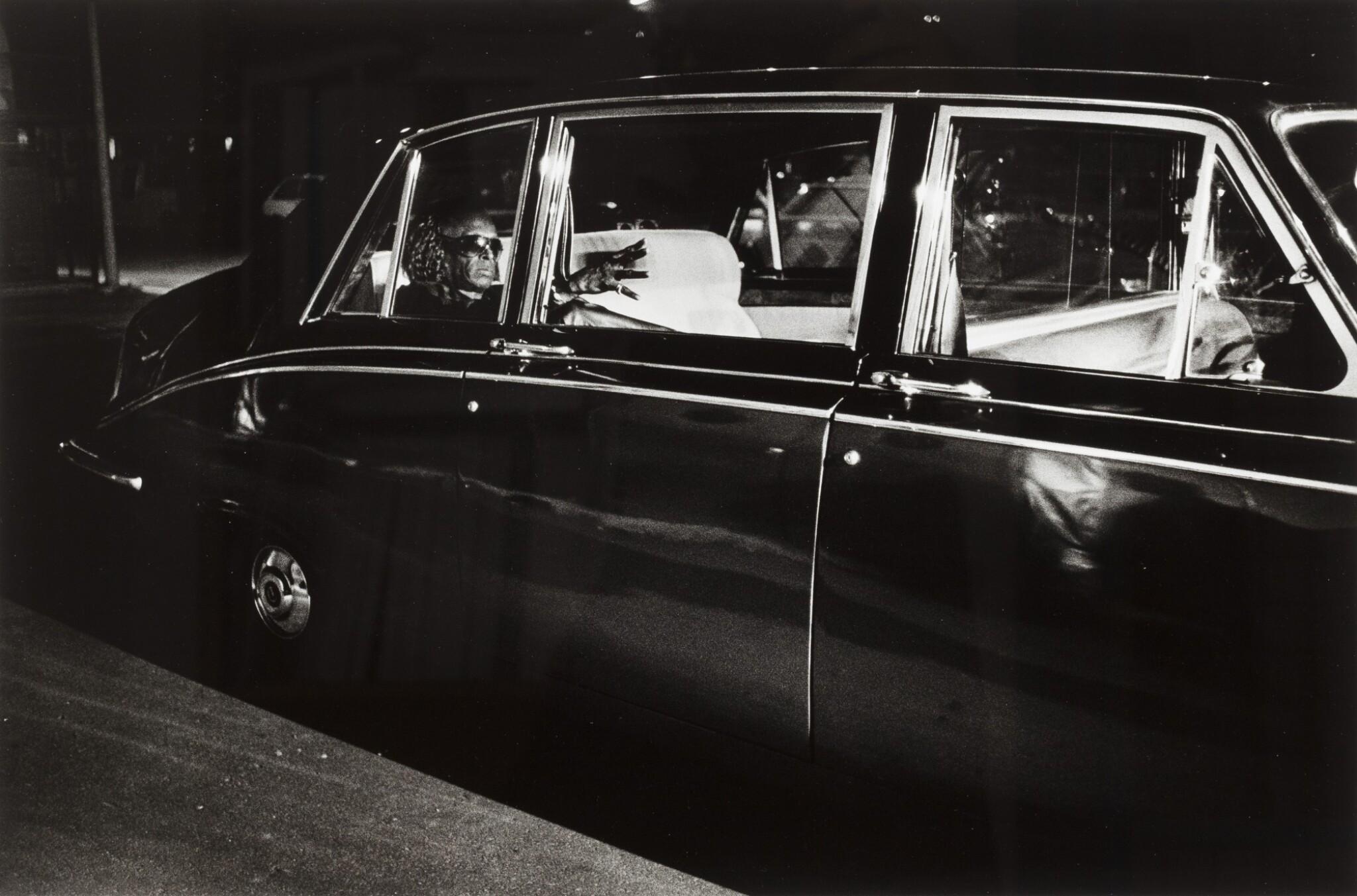 View full screen - View 1 of Lot 51. Miles Davis, Paris 1986.