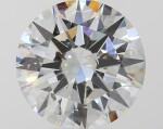 A 2.20 Carat Round Diamond, I Color, SI2 Clarity