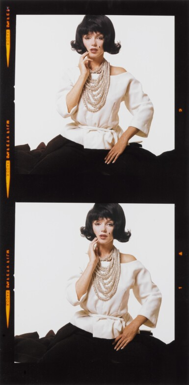 Bert Stern | Marilyn as Jacqueline Kennedy (from the last sitting), 1962