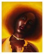A portrait of my sweet sunflower