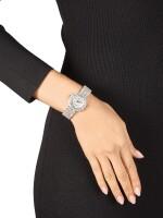'Superstar' Reference GSS30WD, Limited Edition White Gold and Diamond-Set Wristwatch | 格拉夫| SUPERSTAR編號GSS30WD,限量版白金鑲鑽石腕表,約2010年製
