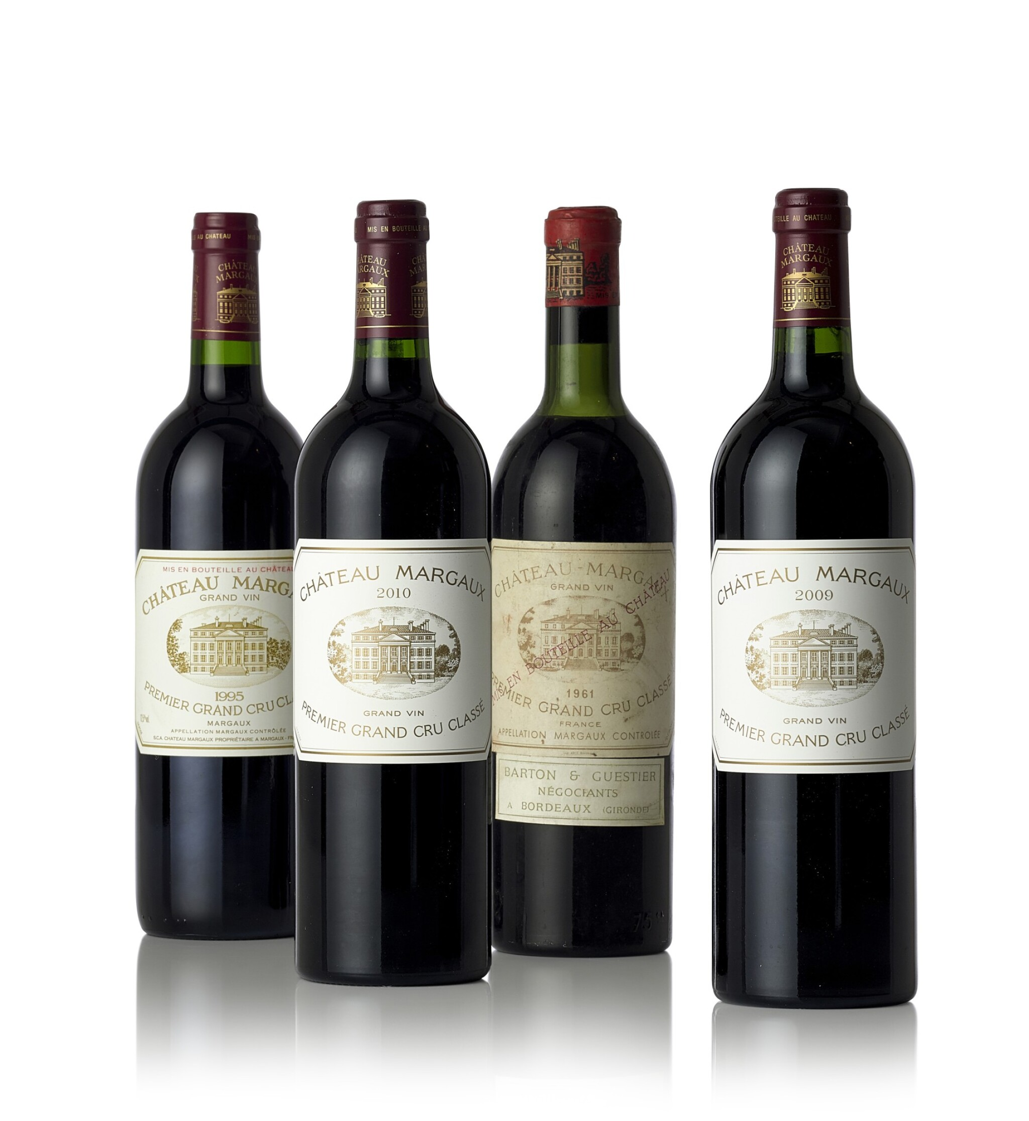 View full screen - View 1 of Lot 3044. Château Margaux 2009 (12 BT).