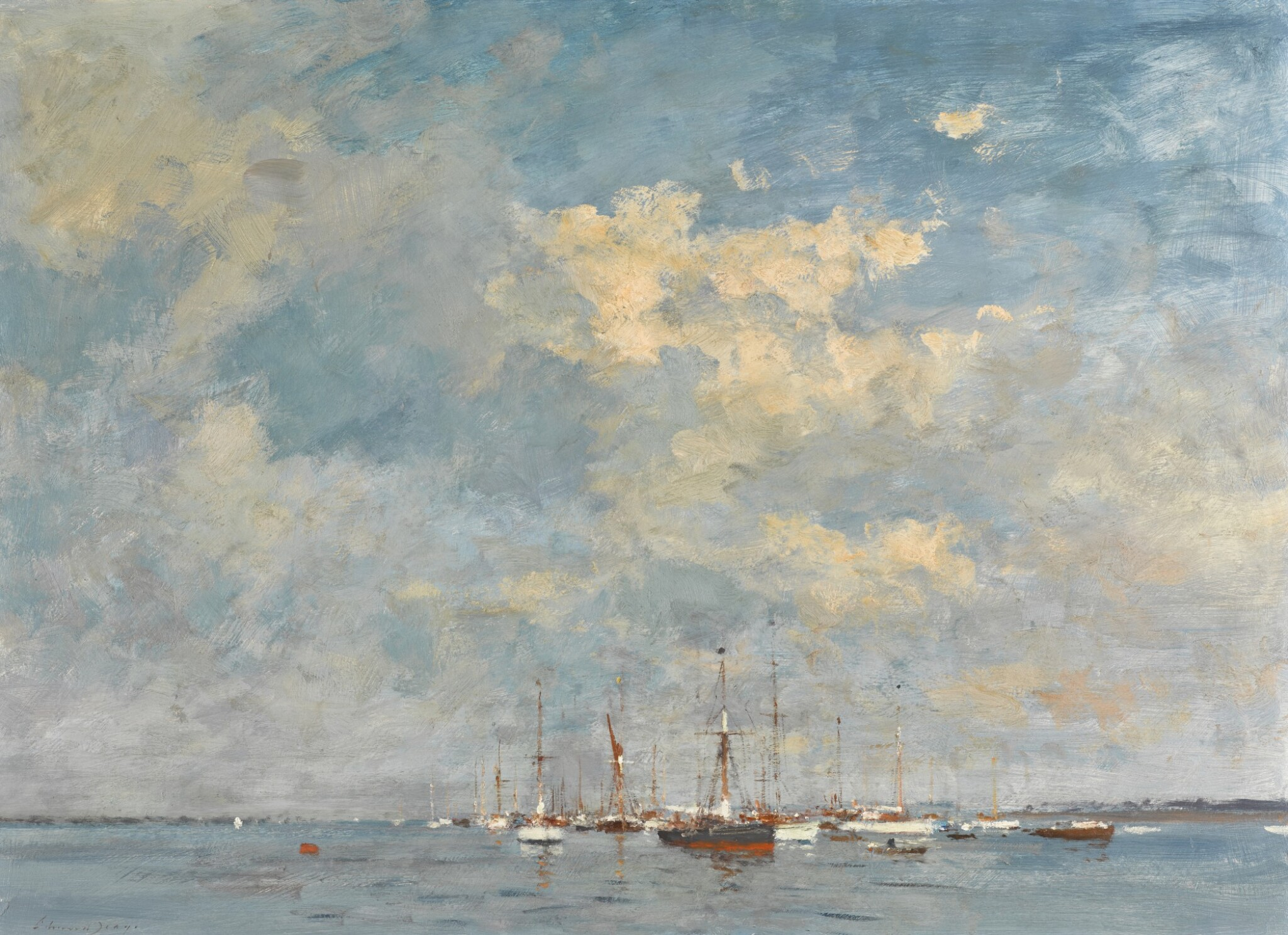 View 1 of Lot 80. Yachts on the Orwell, Suffolk.