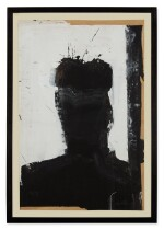 RICHARD HAMBLETON | SHADOW HEAD PORTRAIT, 2002-2003.