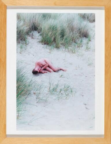Lutz in Sand Dunes, 2000