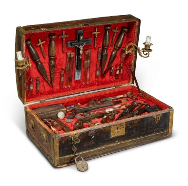 View 2. Thumbnail of Lot 346. A Vampire Slaying Kit, 20th Century and Later.