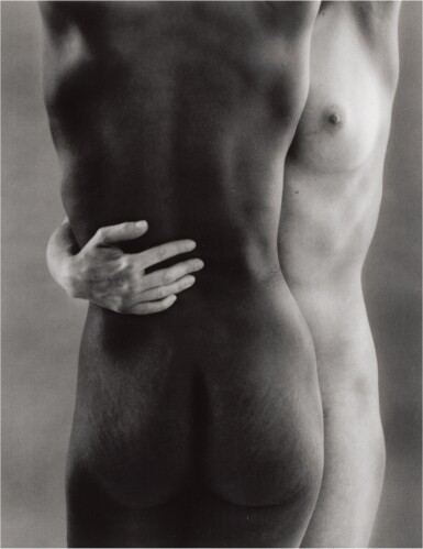 View 1. Thumbnail of Lot 51. RUTH BERNHARD | 'TWO FORMS'.
