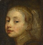 ATTRIBUTED TO SIR ANTHONY VAN DYCK | HEAD OF A GIRL
