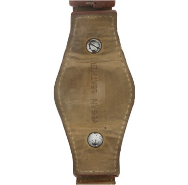 View 5. Thumbnail of Lot 59. A STAINLESS STEEL AND GOLD AUTOMATIC WRISTWATCH WITH DAY AND DATE, CIRCA 1998.