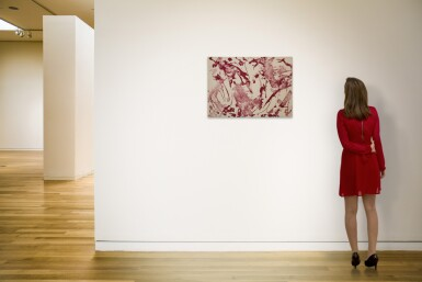 View 2. Thumbnail of Lot 482. LEE KRASNER | PRIMARY SERIES: PINK STONE.