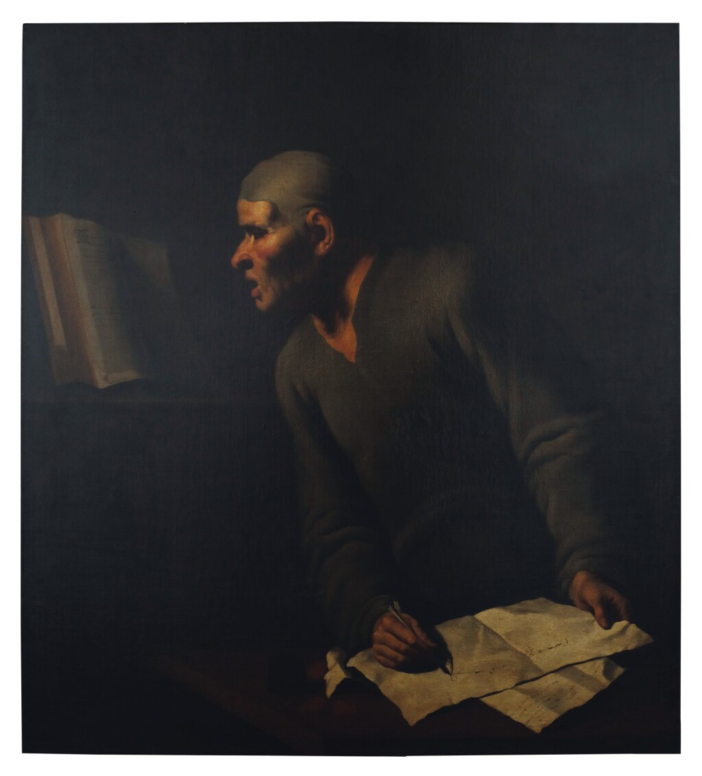 MASTER OF THE ANNUNCIATION TO THE SHEPHERDS   PORTRAIT OF A SCHOLAR
