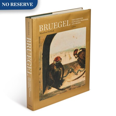 A Selection of Books on Pieter Bruegel, the Elder