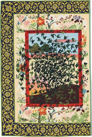 View 1. Thumbnail of Lot 91. SHAHZIA SIKANDER | PATHOLOGY OF SUSPENSION.