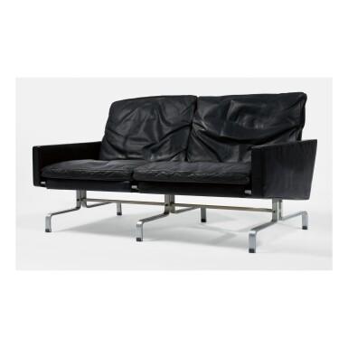 POUL KJAERHOLM | TWO-SEAT SOFA, MODEL NO. PK 31/2