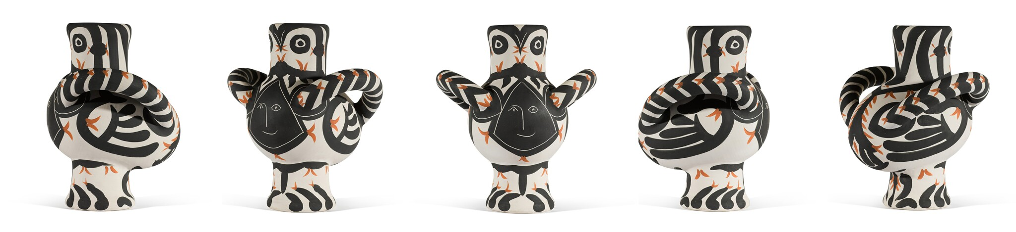 Important Ceramics featuring Property from The Nina Miller Collection