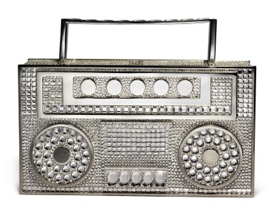 View 1. Thumbnail of Lot 33. JUDITH LEIBER COUTURE | DISCO BOOMBOX, 2020..
