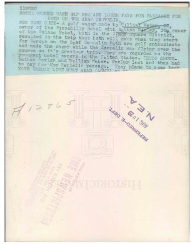 View 9. Thumbnail of Lot 222. Tank Cintrée A rare platinum and yellow gold rectangular wristwatch, Circa 1925 .